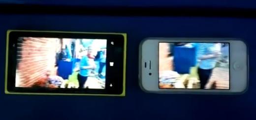 nokia lumia 920 vs iphone 4S