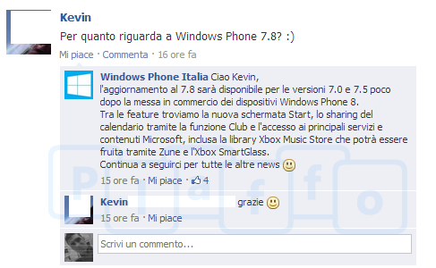 w781 Microsoft Italia svela cosa ci sarà in Windows Phone 7.8