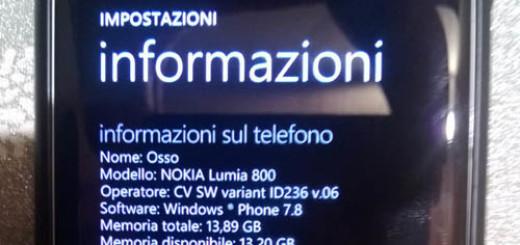 firmwarelumia 800