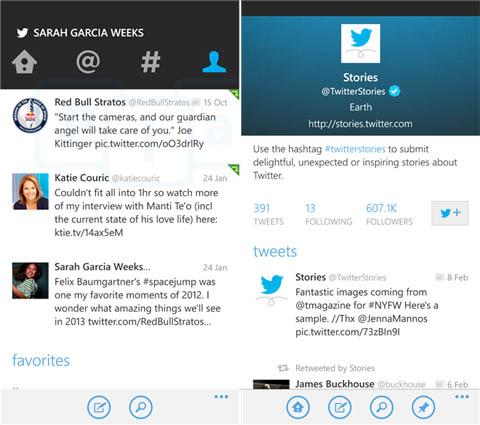 L'app ufficiale Twitter per Windows Phone si aggiorna alla versione 2.0.0.3