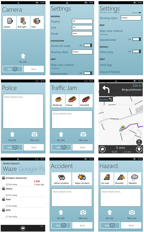Waze: L'app per Windows Phone entra in fase beta privata