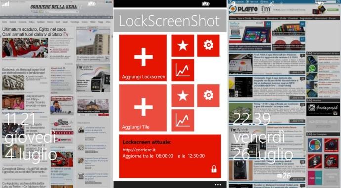 LockScreenShot