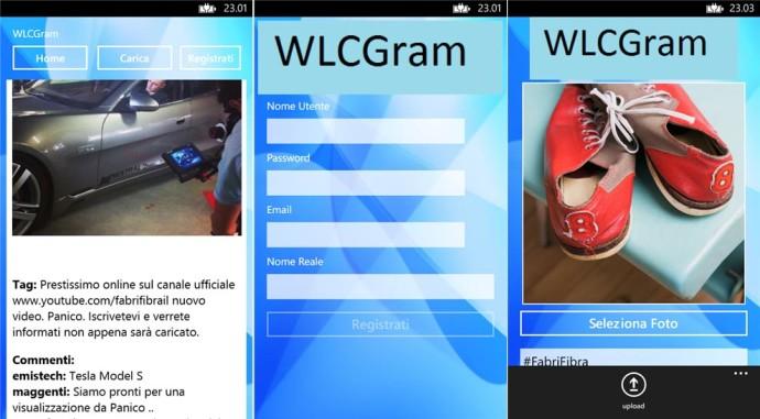 WLCGram