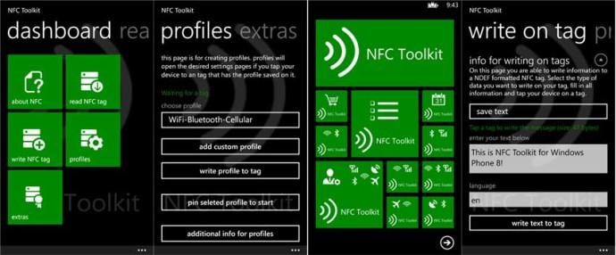 NFC Toolkit