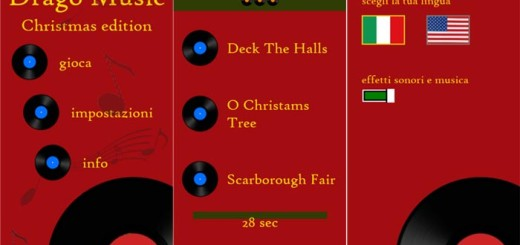 Drago Music Christmas Edition