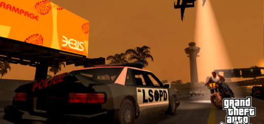 Grand Theft Auto San Andreas 1