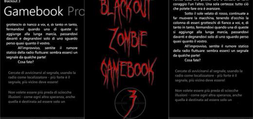 Blackout 3 Gamebook