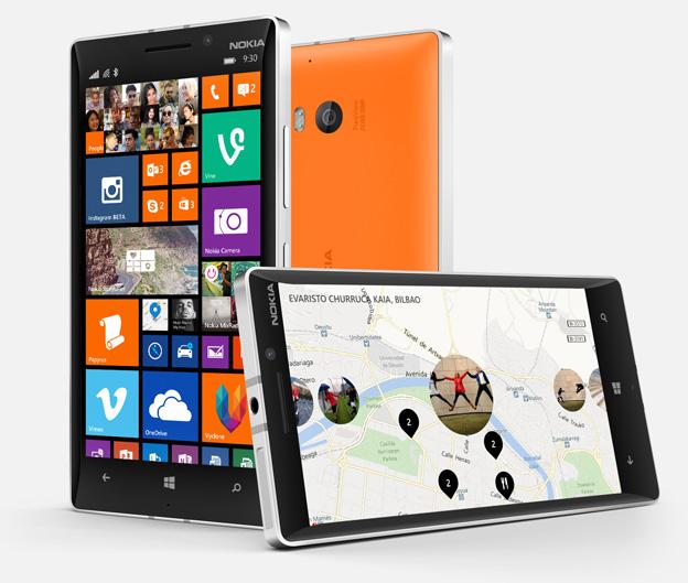 Nokia annuncia ufficialmente i nuovi Lumia 930, 635 e 630!