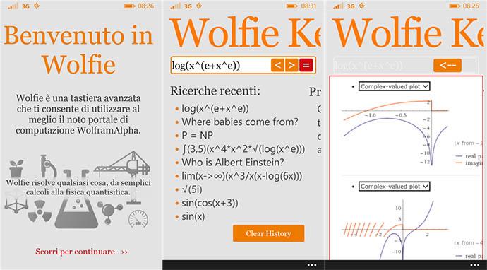 Wolfie Keyboard