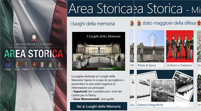 Area Storica