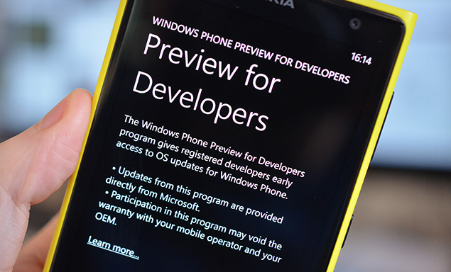 developers-Preview-WP8