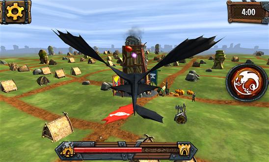 DreamWorks Dragons Adventure: L'esperienza Innovativa Che