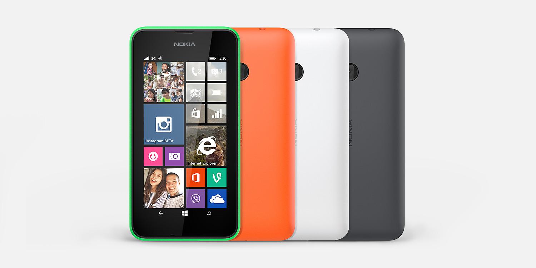 Nokia Lumia 530: Ufficiale! Ecco le caratteristiche ...