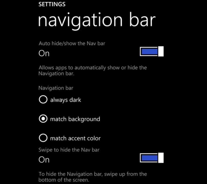 Navbar_settings