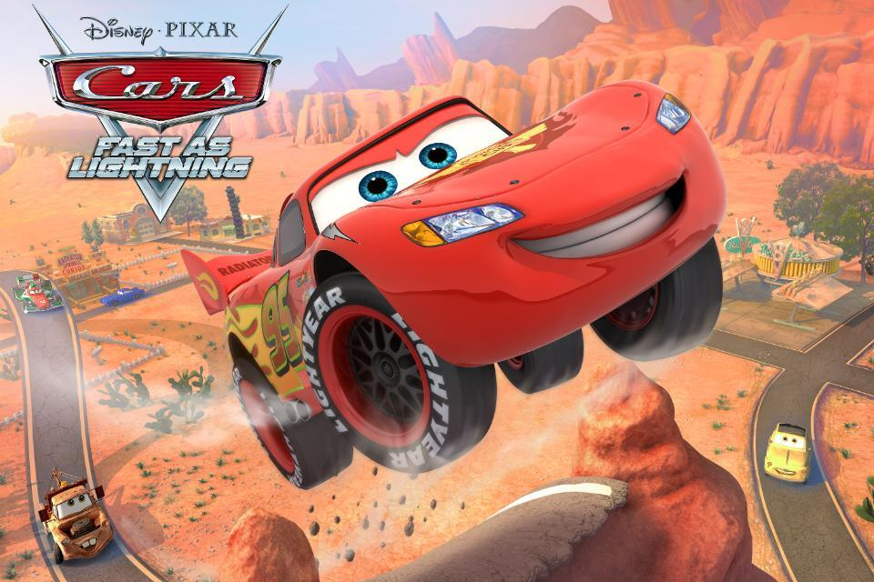 X1 Photos Mobile App >> Cars: Fast as Lightning – Il nuovo gioco Gameloft in ...