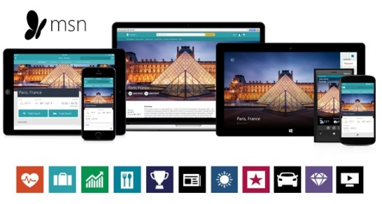 msn-suite-apps-for-ios-android-windows