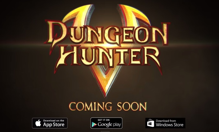 Dungeon Hunter 5: Video trailer del nuovo gioco Gameloft in arrivo su