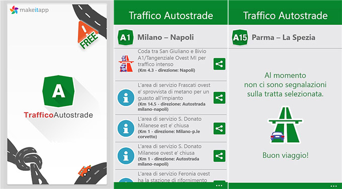 TrafficoAutostrade