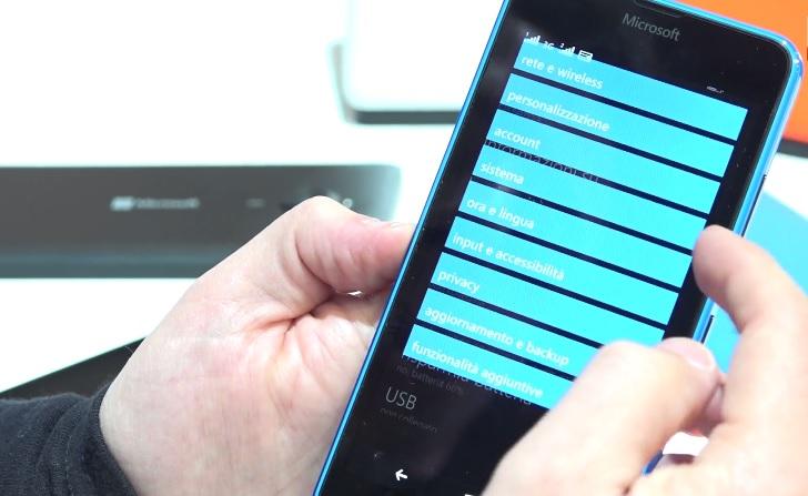Windows phone 8 1 update 2 solo per i nuovi smartphone in for Smartphone in uscita 2015
