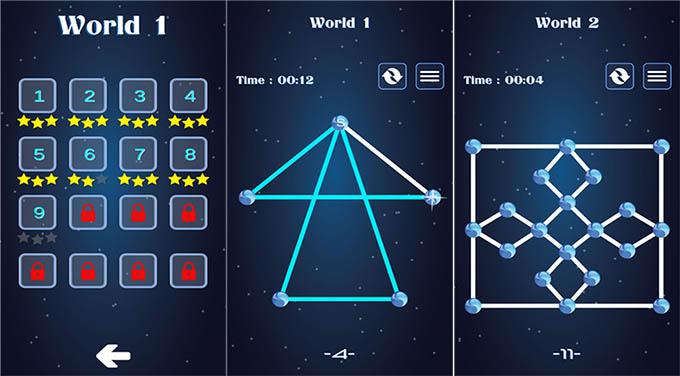 Connect Dots Puzzle