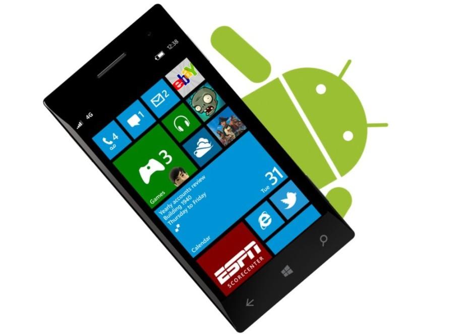 Risultati immagini per Android e Windows insieme su uno smartphone Samsung