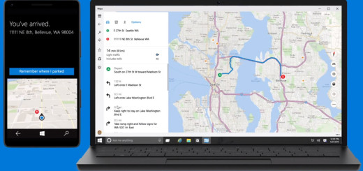Windows10-Maps