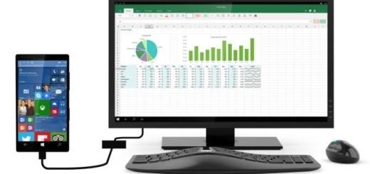 Microsoft rivela alcuni miglioramenti su Continuum in arrivo con Windows 10 Mobile Redstone 2