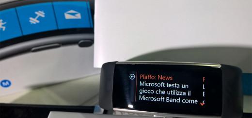 Microsoft Band 2 nuovamente in offerta a 149£ in UK, spedizione anche in Italia!