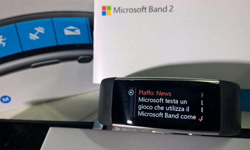 La Tile ufficiale dedicata a Plaffo arriva sullo Store del Microsoft Band!