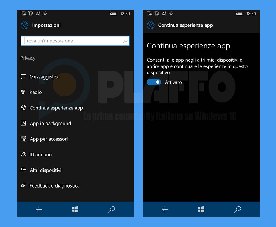 Windows 10 Mobile, pagamenti via NFC con Wallet