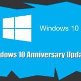 """Ufficiale: Windows 10 Anniversary Update in fase di rilascio su PC e Tablet! [Smartphone """"nelle prossime settimane""""]"""