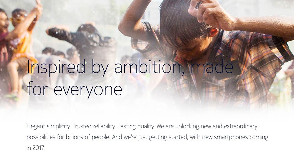 Nokia conferma il suo ritorno nel settore smartphone