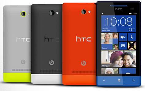 Overview: All about Windows Phone 8 x and 8S by HTC