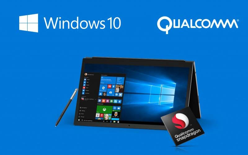 Qualcomm: Primi PC Windows 10 con processori ARM nel Q4 2017