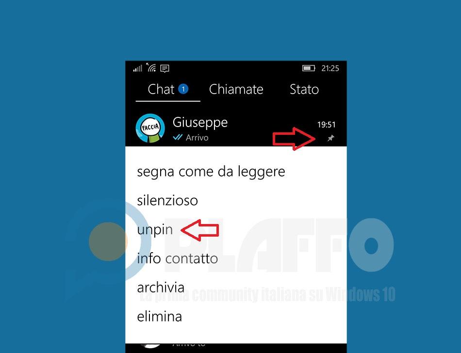 WhatsApp: ecco le chat evidenziate su Android, con altri futuri progetti