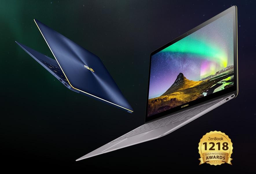 ASUS ZenBook UX430 e UX530 ufficiali, specifiche e prezzo