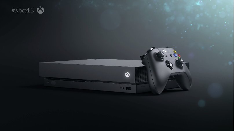 Ufficiale  Xbox One X (Project Scorpio) in arrivo il 7 novembre a ... 90925e2b78f