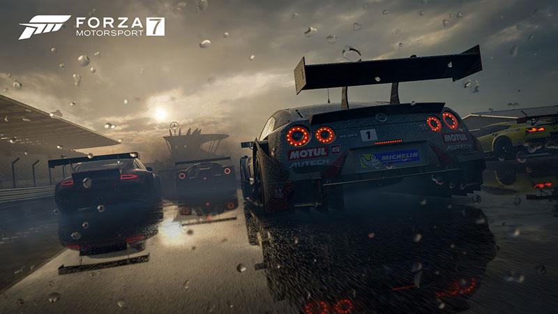 Forza Motorsport 7 entra in fase Gold. La demo dal 19 settembre