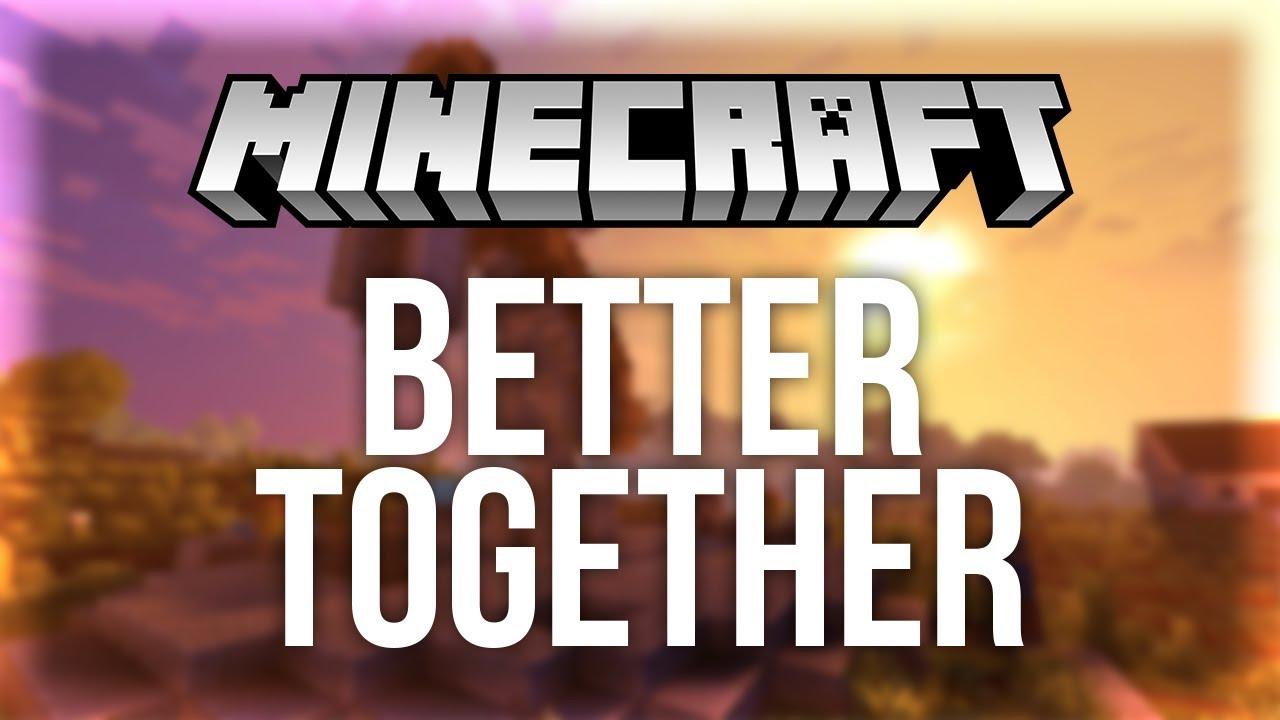 Minecraft Better Together Laggiornamento Che Porta Il Cross Play