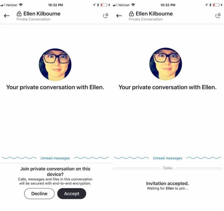 Skype adesso può contare sulla crittografia end-to-end