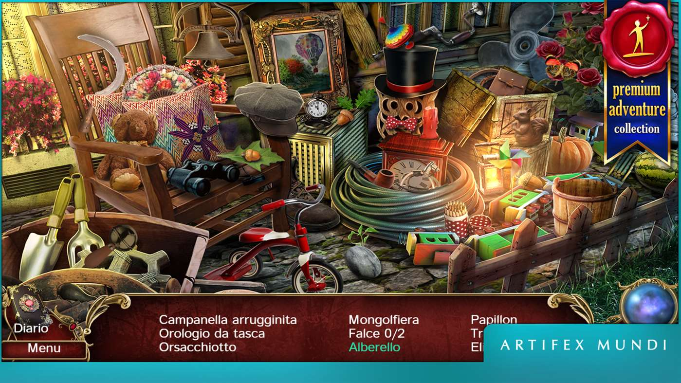 Cacciatori di demoni 2 il puzzle game avventura di for Oggetti usati gratis