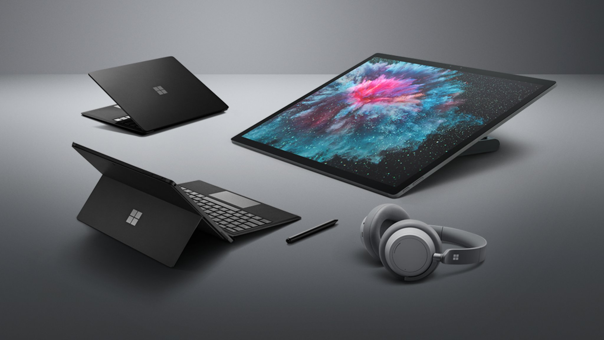 Surface Pro 6 e Surface Laptop 2 disponibili in prevendita