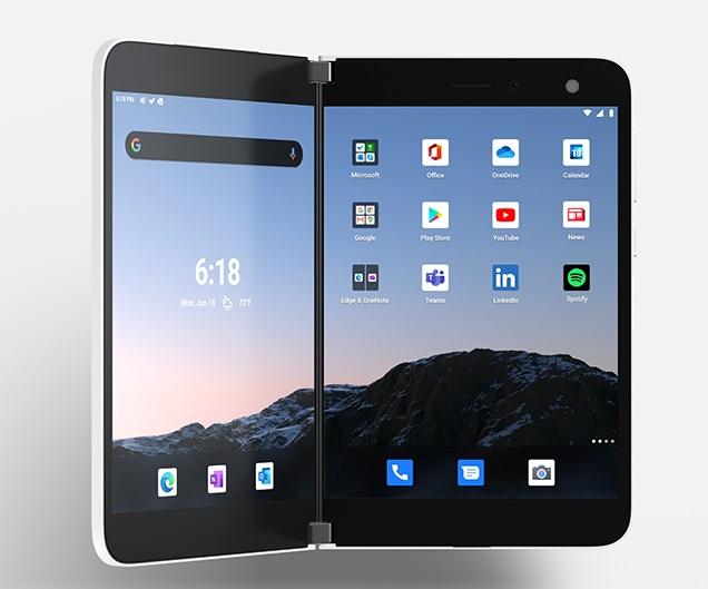 Microsoft Surface Duo: annunciato il prezzo per gli Stati Uniti